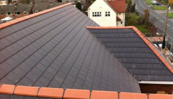Cassius Clay Tiles to New Roof