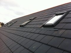 4 New Velux Windows Fitted